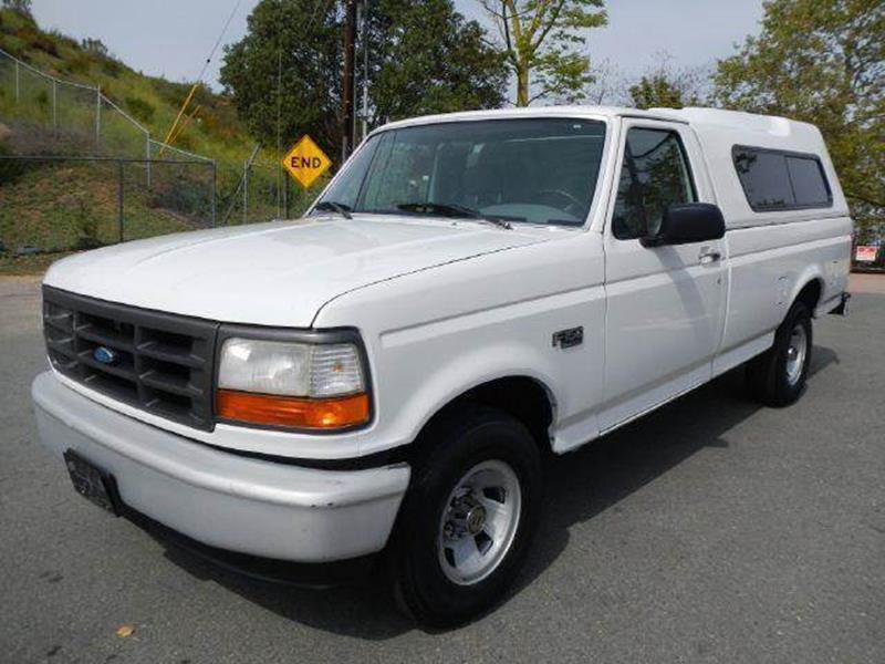 1995 Ford F-150 for sale at 1 Owner Car Guy in Stevensville MT