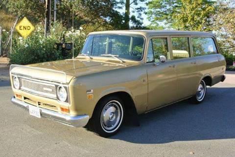 1971 International 4700 for sale at 1 Owner Car Guy in Stevensville MT
