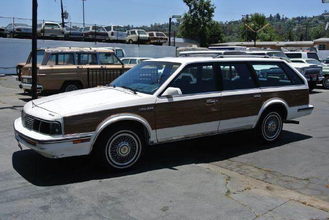 1988 Oldsmobile Cutlass Ciera for sale at 1 Owner Car Guy in Stevensville MT