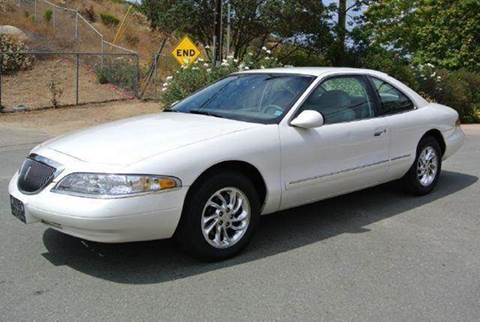 1997 Lincoln Mark VIII for sale at 1 Owner Car Guy in Stevensville MT