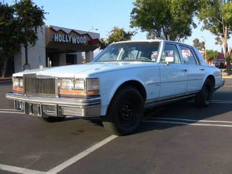 1978 Cadillac Seville for sale at 1 Owner Car Guy in Stevensville MT