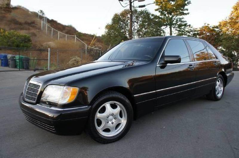 1998 Mercedes-Benz S-Class for sale at 1 Owner Car Guy in Stevensville MT