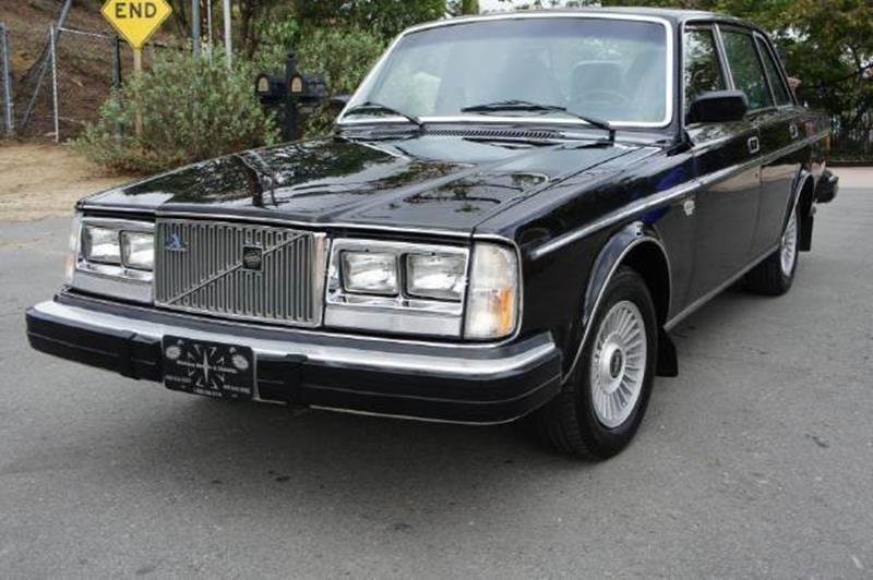 1979 Volvo 240 for sale at 1 Owner Car Guy in Stevensville MT