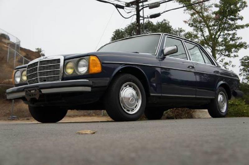 1981 Mercedes-Benz 300-Class for sale at 1 Owner Car Guy in Stevensville MT