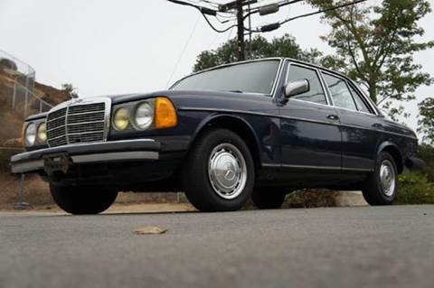 1981 Mercedes-Benz 300-Class for sale at 1 Owner Car Guy in Stevensville MT