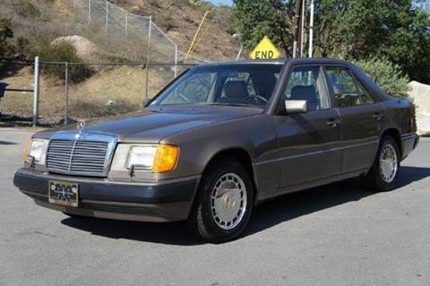 1990 Mercedes-Benz 300-Class for sale at 1 Owner Car Guy in Stevensville MT