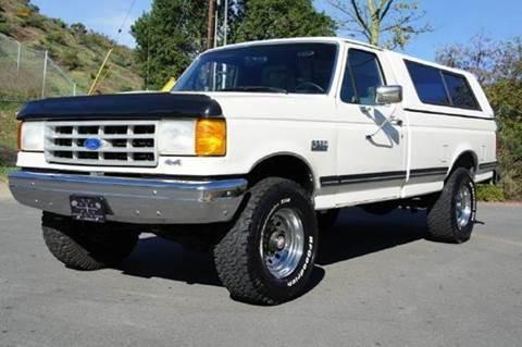 1990 Ford F-250 for sale at 1 Owner Car Guy in Stevensville MT