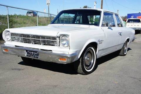 1968 AMC Rambler for sale at 1 Owner Car Guy in Stevensville MT