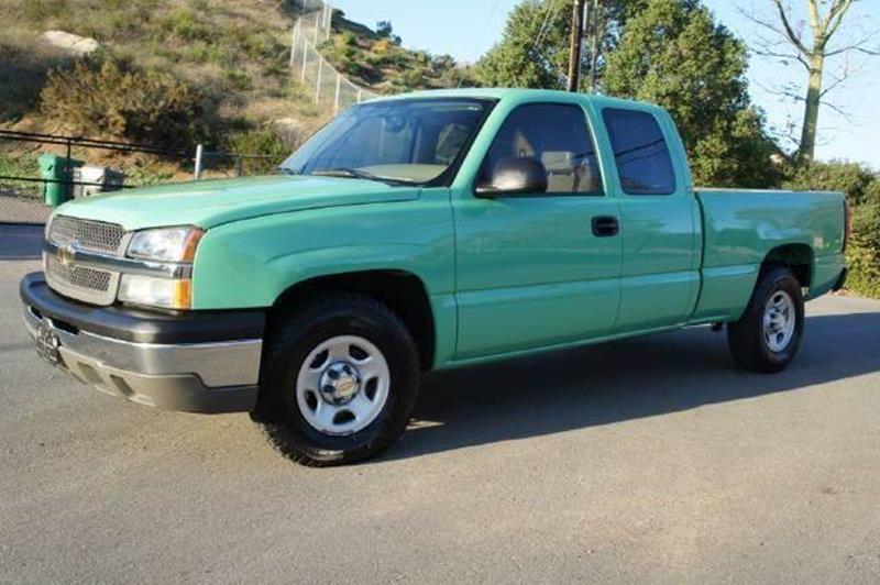 2004 Chevrolet Silverado 1500 for sale at 1 Owner Car Guy in Stevensville MT