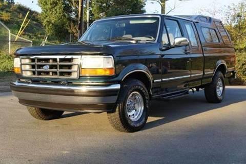 1994 Ford F-150 for sale at 1 Owner Car Guy in Stevensville MT
