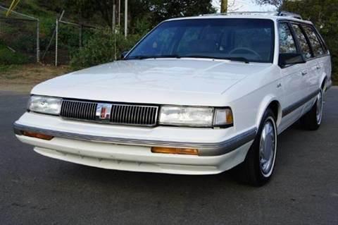 1996 Oldsmobile Cutlass Ciera for sale at 1 Owner Car Guy in Stevensville MT
