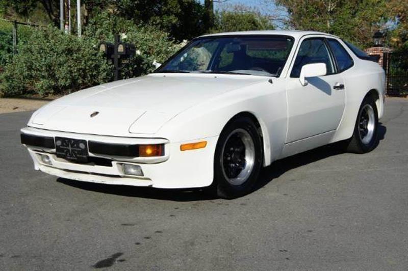 1983 porsche 944 in el cajon ca - 1 owner car guy