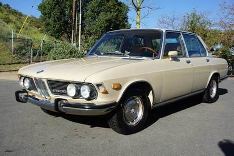 1970 BMW 3 Series for sale at 1 Owner Car Guy in Stevensville MT