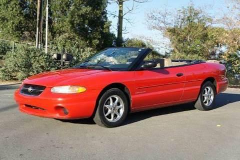 1998 Chrysler Sebring for sale at 1 Owner Car Guy in Stevensville MT