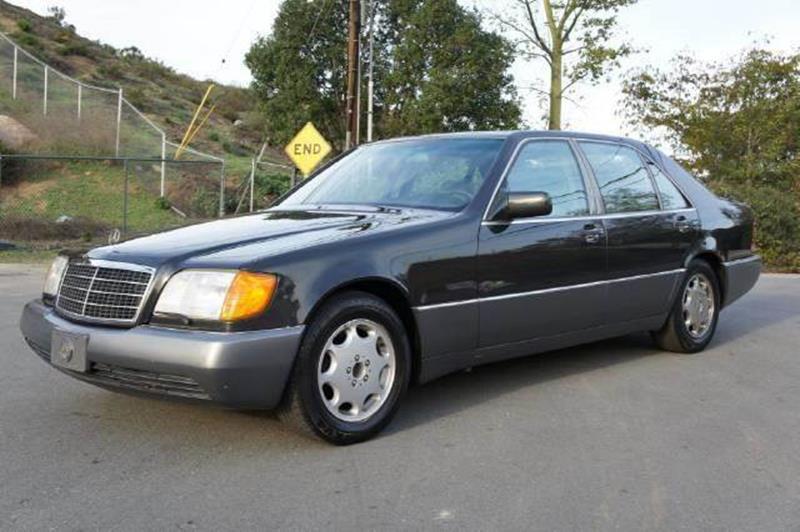 1994 Mercedes-Benz S-Class for sale at 1 Owner Car Guy in Stevensville MT