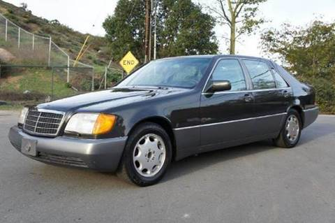 1994 Mercedes-Benz S-Class for sale at 1 Owner Car Guy in Stevensville MT