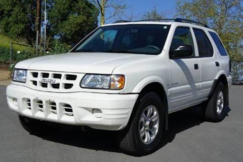 2001 Isuzu Rodeo for sale at 1 Owner Car Guy in Stevensville MT
