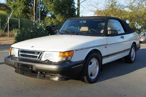1993 Saab 900 for sale at 1 Owner Car Guy in Stevensville MT
