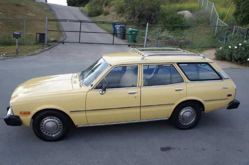 1977 Toyota Corona Wagon In El Cajon Ca