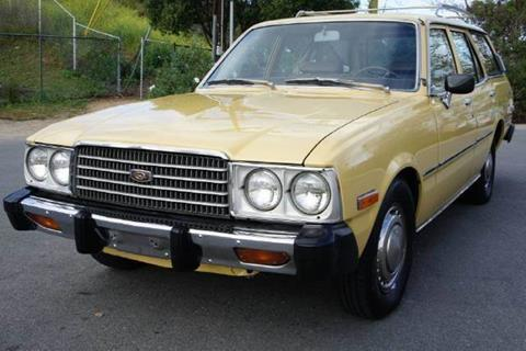 1977 Toyota Corona for sale at 1 Owner Car Guy in Stevensville MT