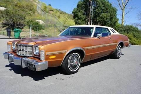 1976 Ford Torino for sale at 1 Owner Car Guy in Stevensville MT