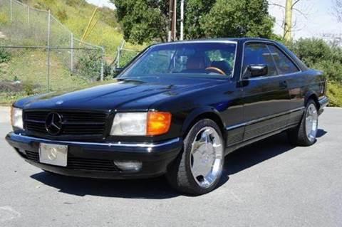 1984 Mercedes-Benz 500-Class for sale at 1 Owner Car Guy in Stevensville MT