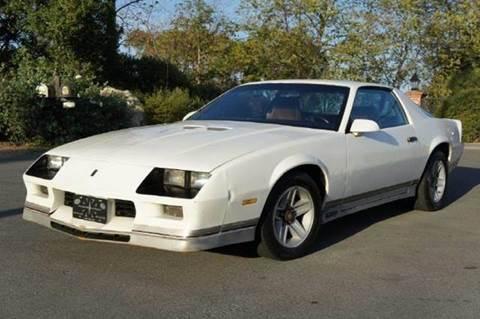 1983 Chevrolet Camaro for sale at 1 Owner Car Guy in Stevensville MT