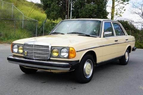 1981 Mercedes-Benz 240-Class for sale at 1 Owner Car Guy in Stevensville MT