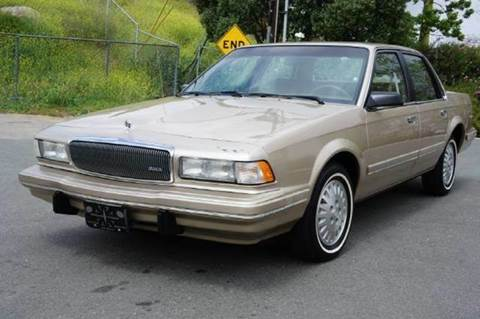 1994 Buick Century for sale at 1 Owner Car Guy in Stevensville MT