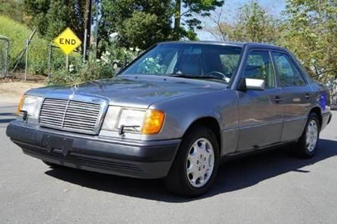 1992 Mercedes-Benz 400-Class for sale at 1 Owner Car Guy in Stevensville MT