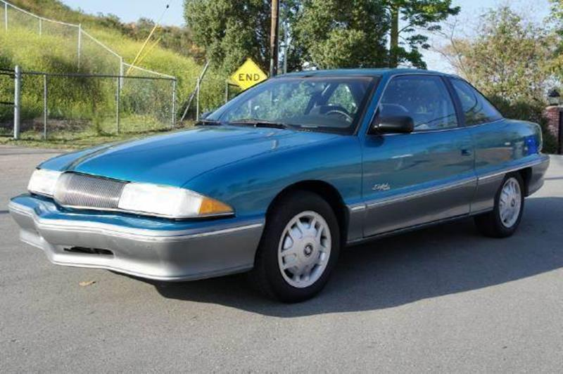 1995 Buick Skylark for sale at 1 Owner Car Guy in Stevensville MT