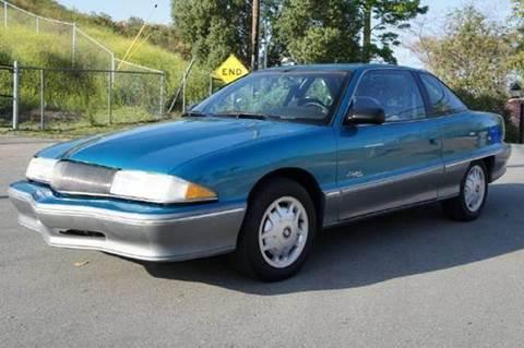 1995 Buick Skylark for sale at 1 Owner Car Guy in Stevensville MT