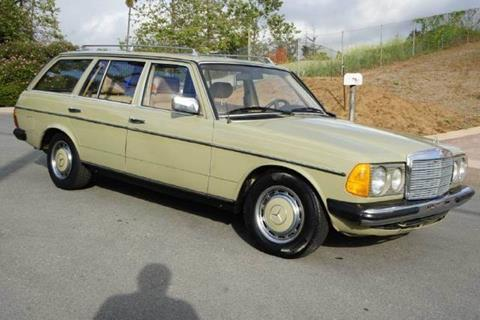 1984 Mercedes-Benz 300-Class for sale at 1 Owner Car Guy in Stevensville MT
