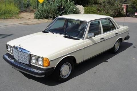 1979 Mercedes-Benz 240-Class for sale at 1 Owner Car Guy in Stevensville MT