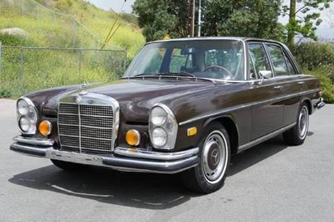 1973 Mercedes-Benz 280-Class for sale at 1 Owner Car Guy in Stevensville MT