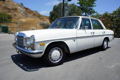 1973 Mercedes-Benz S-Class for sale at 1 Owner Car Guy in Stevensville MT