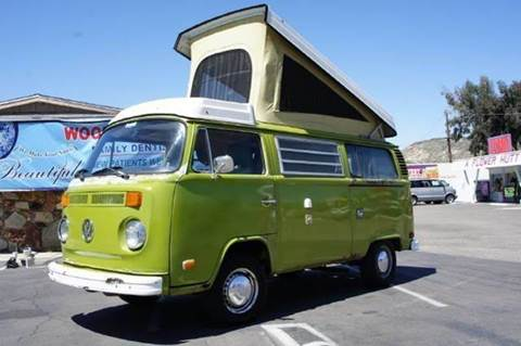 1977 Volkswagen Vanagon for sale at 1 Owner Car Guy in Stevensville MT