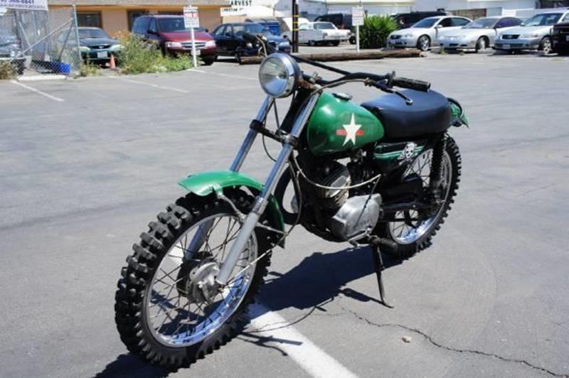 1971 Yamaha Ct1 Dirt Bike In El Cajon CA - 1 Owner Car Guy