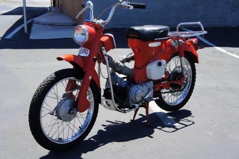 1964 honda 90 in el cajon ca 1 owner car guy for Honda el cajon service