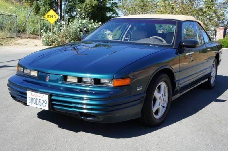 1995 Oldsmobile Cutlass Supreme for sale at 1 Owner Car Guy in Stevensville MT