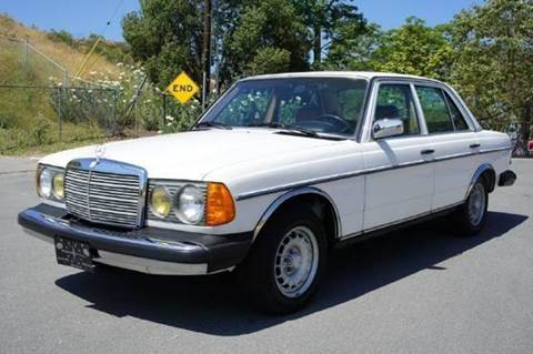 1985 Mercedes-Benz 300-Class for sale at 1 Owner Car Guy in Stevensville MT