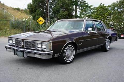 1983 Oldsmobile Delta Eighty-Eight Royale for sale at 1 Owner Car Guy in Stevensville MT