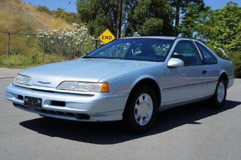 1993 Ford Thunderbird for sale at 1 Owner Car Guy in Stevensville MT
