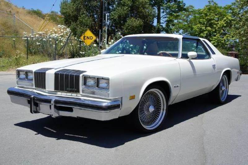1977 Oldsmobile Cutlass Supreme for sale at 1 Owner Car Guy in Stevensville MT