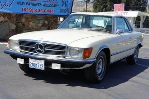 1973 Mercedes-Benz 350-Class for sale at 1 Owner Car Guy in Stevensville MT