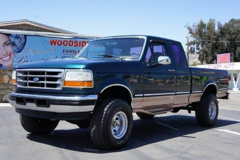 1994 Ford F 150 Xl Xlt In El Cajon Ca 1 Owner Car Guy