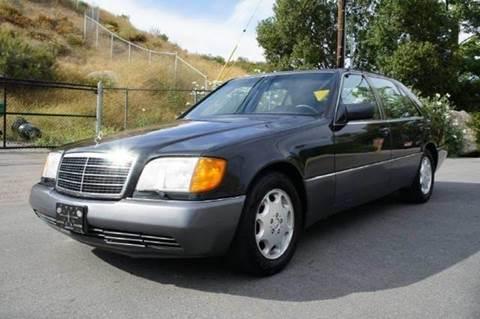 1993 Mercedes-Benz 500-Class for sale at 1 Owner Car Guy in Stevensville MT