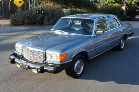1977 Mercedes-Benz 280-Class for sale at 1 Owner Car Guy in Stevensville MT
