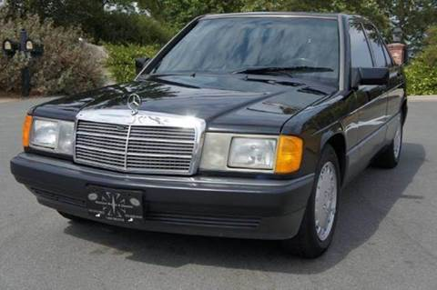 1991 Mercedes-Benz 190-Class for sale at 1 Owner Car Guy in Stevensville MT