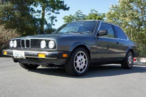1984 BMW 3 Series for sale at 1 Owner Car Guy in Stevensville MT